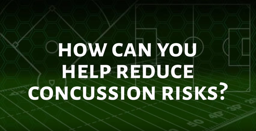 how can you reduce the risk of concussions