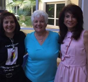 three authors hometwon event